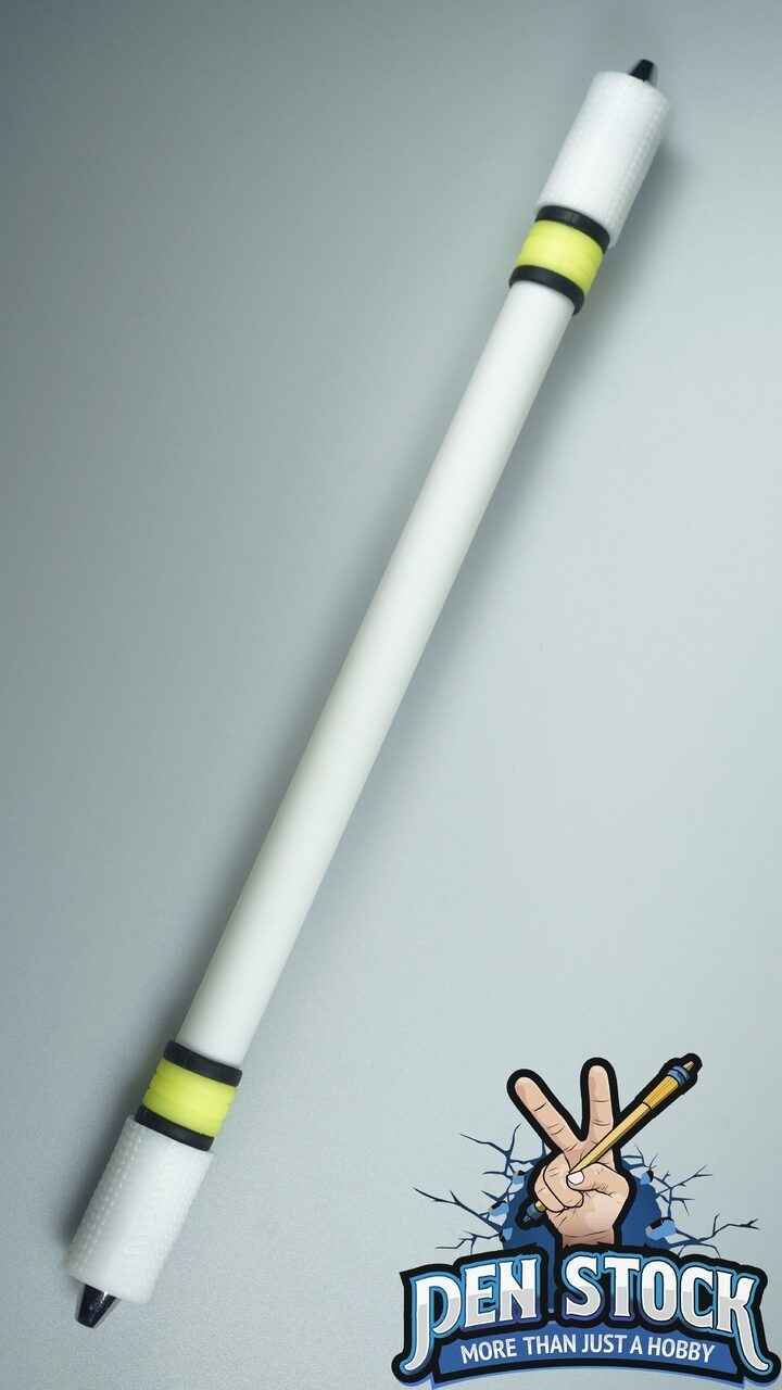 Twister v2 yellow grips